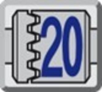 Couple de serrage 20 positions