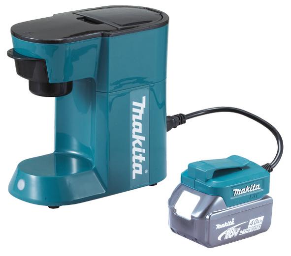Akku-Filterkaffeemaschine 18V Li-Ion