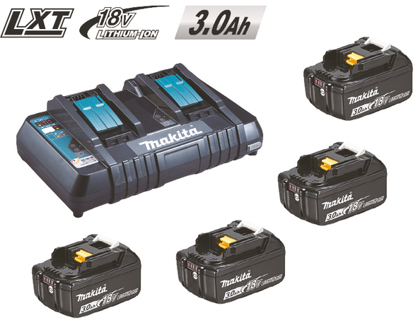 Energypack 18V / 3.0Ah  - Power Source Kit