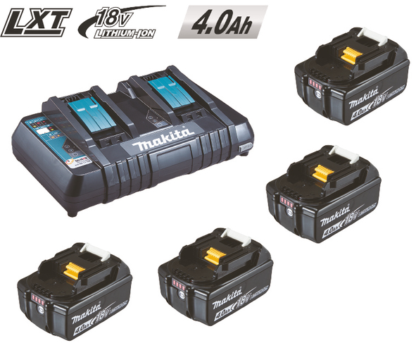 Energypack 18V / 4.0Ah - Power Source Kit