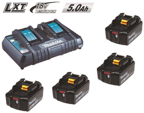 Energypack 18V / 5.0Ah - Power Source Kit