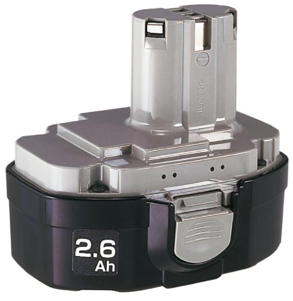 Batteria NIMH 1834 18 V / 2,6 Ah