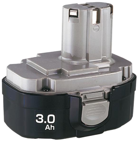 Batteria NIMH 1835 18 V / 3,0 Ah