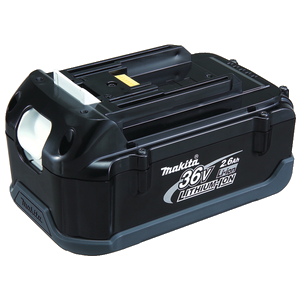 Batteria Li-Ion BL3626 36 V / 2,6 Ah