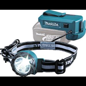 Stirnlampe LED 14.4 V / 18.0 V Li-Ion