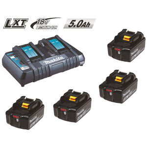 Energypack 18V / 5.0Ah - Power Source Kit