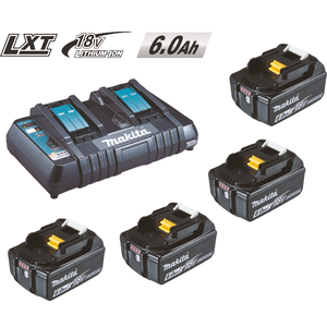 Energypack 18V / 6.0Ah - Power Source Kit