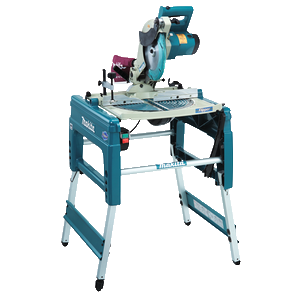 Flipper Tisch und Gehrungs- und Kappsäge Ø 260/30 mm